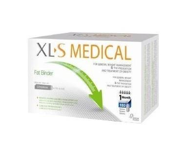 XLS MEDICAL CAPTAGRASAS 3 x 60 CAPSULAS ESTE RETO LO VAS A GANAR