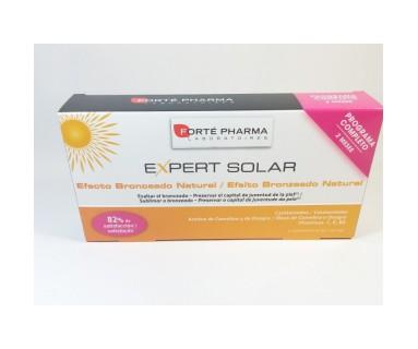 FORTE PHARMA EXPERT SOLAR EFECTO BRONCEADO NATURAL 56 COMPRIMIDOS