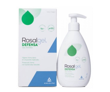 ANGELINI ROSALGEL DEFENSA GEL INTIMO 250ML