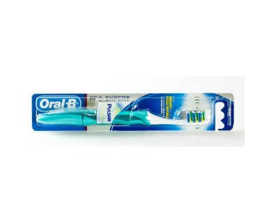 CEPILLO DENTAL PILAS ORAL-B PULSAR 35 MEDIO