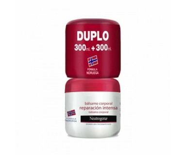 NEUTOGENA BALSAMO CORPORAL REPARACION INTENSA 300+300 ML