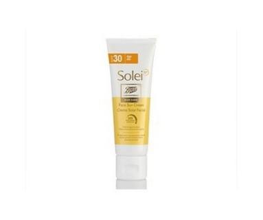 Boots Solei Crema Solar Facial 30+ 50 ml