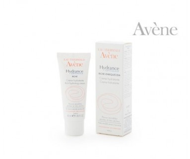 HYDRANCE OPTIMALE ENRIQUECIDA UV SPF 20 40 ML AVENE