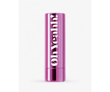 HAPPY LIP BALM OH YEAHH! COLOR MORADO