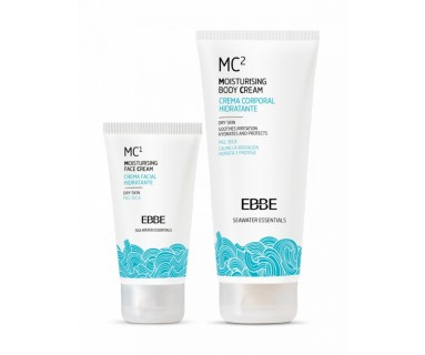 CREMA FACIAL HIDRATANTE EBBE MC1 50 ML