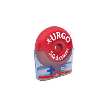 URGO SOS CORTES 3Mx 2.5 CM