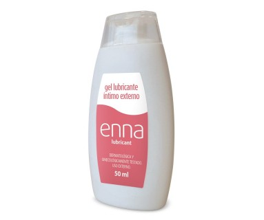 ENNA GEL LUBRICANTE 50 ML