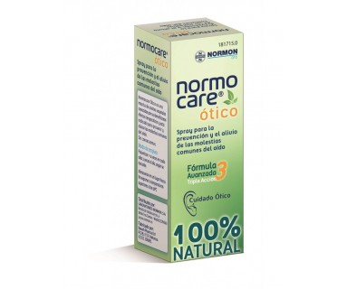 NORMOCARE ÓTICO SPRAY OÍDO 100% NATURAL 15 ML