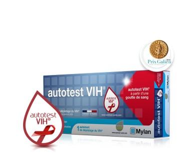 AUTOTEST VIH MYLAN 1 UNIDAD - AUTODIAGNÓSTICO DE DETECCIÓN DEL VIH