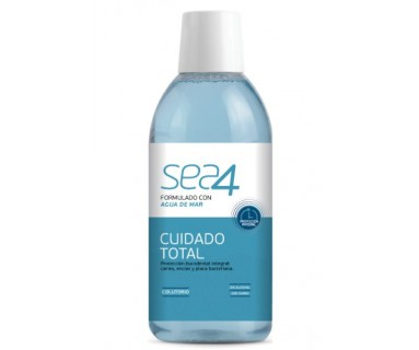 SEA4 CUIDADO TOTAL COLUTORIO AGUA DE MAR 500 ML