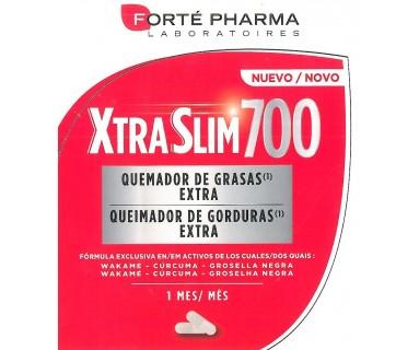FORTE PHARMA XTRASLIM 700 QUEMADOR DE GRASAS 120 CAPSULAS