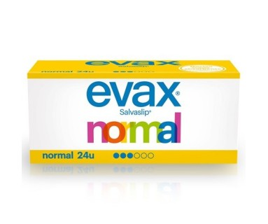 SALVASLIP EVAX NORMAL 24 UNIDADES