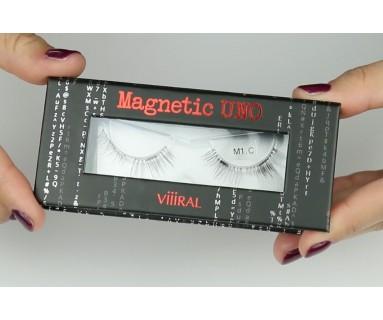 PESTAÑAS MAGNETICAS MAGNETIC UNO VIIIRAL M1.C