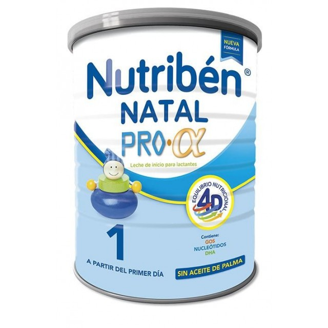 NUTRIBEN NATAL 900 GRAMOS