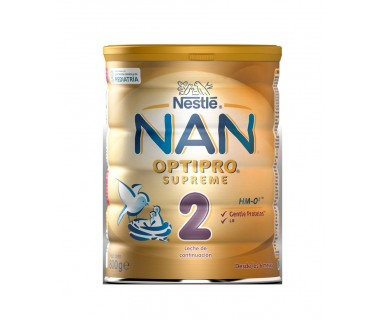 NESTLE NAN OPTIPRO SUPREME 2 800 G.