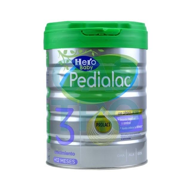 PEDIALAC 3 800 GR HERO BABY