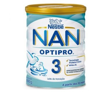 NAN 3 EXPERT 800 GRAMOS