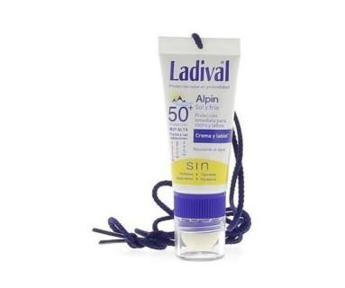 LADIVAL ALPIN SOL Y FRIO CREMA Y LABIAL 3,2 G Y 20 ML