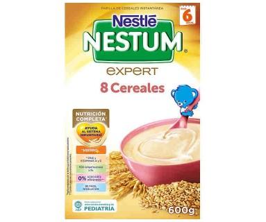 NESTLE NESTUM EXPERT 8 CEREALES 500G