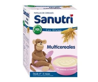 SANUTRI MULTICER BIFIDUS 600 G