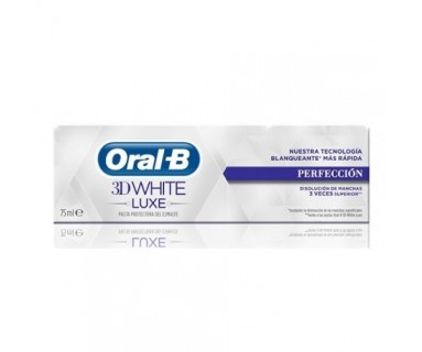 ORAL-B 3D WHITE LUXE 75 ML