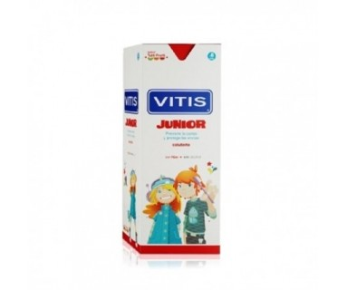 VITIS JUNIOR COLUTORIO TUTTI FRUTTI 500 ML