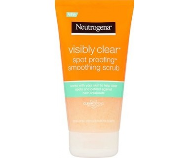 NEUTROGENA VISIBLY CLEAR SPOT PROOFING EXFOLIANTE DIARIO 150 ML