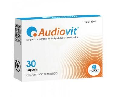 AUDIOVIT SALVAT 30 CAPSULAS
