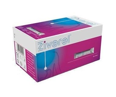 ZIVEREL 20 SOBRES 10 ML SABOR UVA