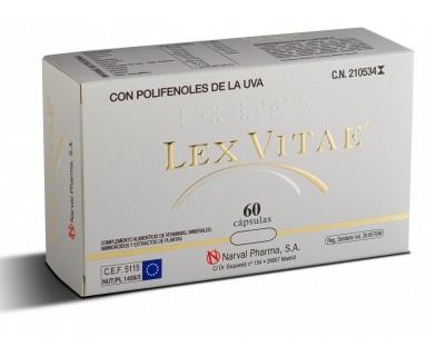 LEX VITAE 60 CAPSULAS