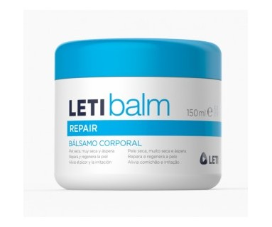 LETIBAL REPAIR BÁLSAMO CORPORAL 150 ML