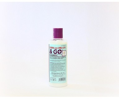 CREMA CON UREA 25% & GO 250 ML