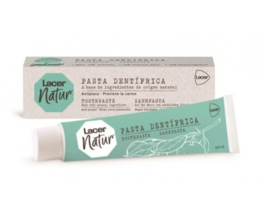 LACER NATUR PASTA DENTÍFRICA 100 ML