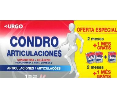 URGO CONDRO ARTICULACIONES PACK 3 MESES