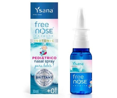 FREENOSE PEDIATRICO ISOTONICO 30 ML YSANA VIDA SANA