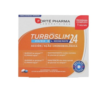 TURBOSLIM CRONOACTIVE 2x28 COMP FORTE PHARMA