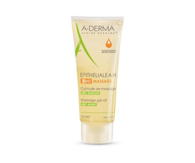 ADERMA EPITELIAL DUO GEL-ACEITE ANTI-MARCAS 100 ML