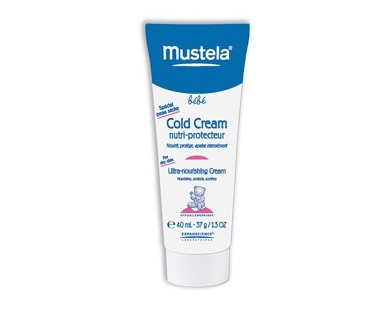 MUSTELA COLD CREAM NUTRIPROTECTOR 40ML-CARA