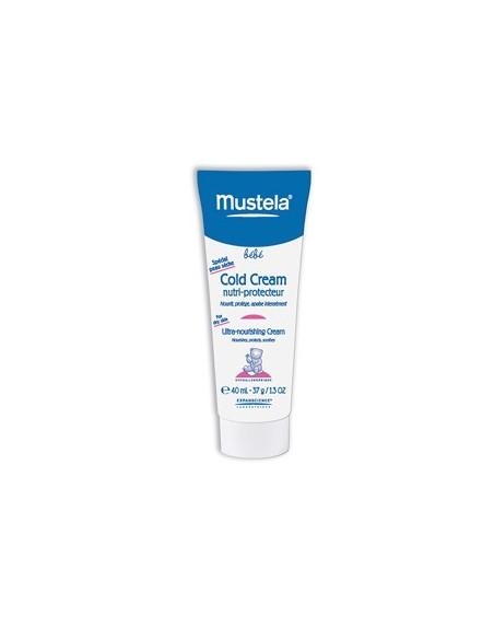 MUSTELA COLD CREAM NUTRIPROTECTOR 40ML-CARA