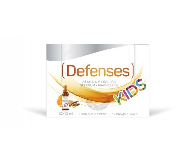 YSANA DEFENSAS KIDS 20 VIALES 10 ML