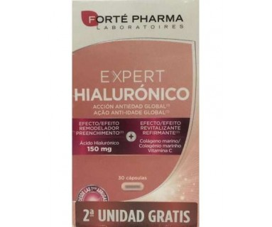 FORTE PHARMA EXPERT HIALURÓNICO PACK 2X1