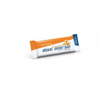 Etixx Sport Bar Recovery Sabor Caramelo 40 gr.