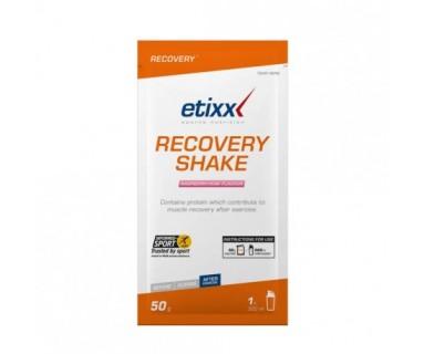 Etixx Recovery Shake Sabor Fresa y Kiwi 50 gr.