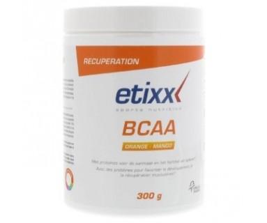 Etixx BCAA Sabor Naranja/Mango 300 gr.