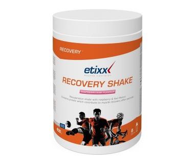 Etixx Recovery Shake Sabor Frambuesa y Kiwi 400 gr.