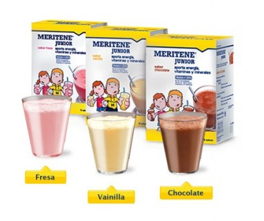 MERITENE JUNIOR 15 SOBRES