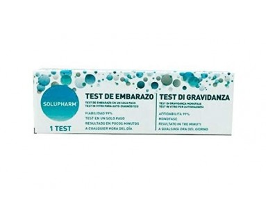 HCG TEST DE EMBARAZO 1 TEST