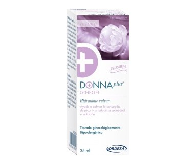 DONNA PLUS GINEGEL HIDRATANTE VULVAR 35 ML