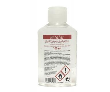 BETAFAR GEL HIDRO-ALCOHÓLICO 100 ML