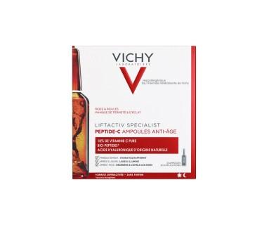 VICHY LIFTACTIV SPECIALIST PEPTIDE-C 10 AMPOLLAS ANTI-EDAD